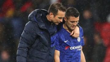 Frank Lampard, Mateo Kovacic