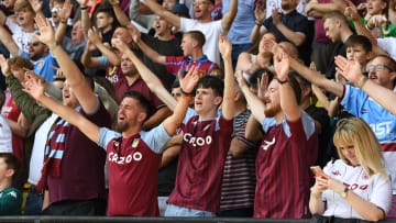 Villa Park will be rocking for the fixture