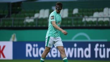 Milos Veljkovic wird die Werderaner wohl verlassen.