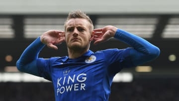 Jamie Vardy has made the 100 club in fine fashion