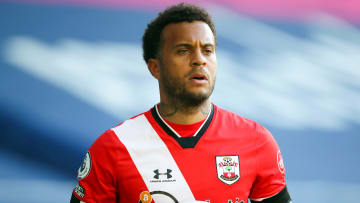 Bertrand is leaving Southampton at the expiry of his contract