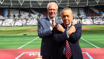 West Ham's owners have rejected a £400m takeover bid