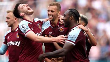 West Ham are unbeaten in their first four Premier League games