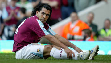 Carlos Tevez kept West Ham in the Premier League in 2007