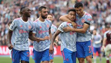 Man Utd scraped a win against West Ham on Sunday