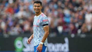 Cristiano Ronaldo continues to impress