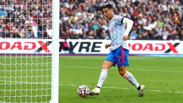 Cristiano Ronaldo a encore marqué ce dimanche.