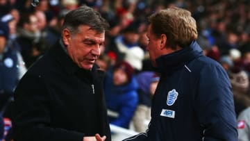 Allardyce and Redknapp have seen it all as Premier League managers