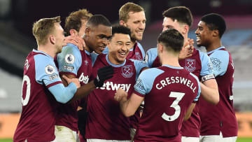 It's likely to be a back three with wing backs for West Ham