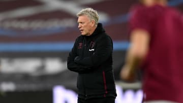 Moyes oversaw a routine win at Sheffield United to move West Ham fifth