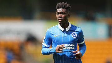 Yves Bissouma could be on his way out of the Amex