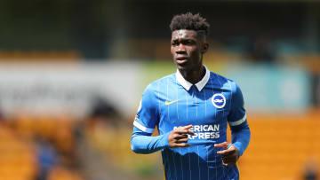 Yves Bissouma steht auf den Zetteln der Premier-League-Topklubs