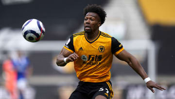 Adama Traore could be set for a summer exit from Wolves