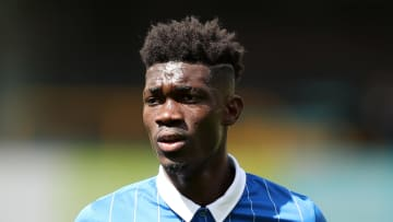Arsenal are chasing a deal for Yves Bissouma