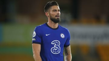 Olivier Giroud has quashed rumours of a January transfer