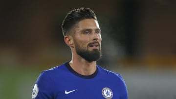Giroud could leave Chelsea in the winter window