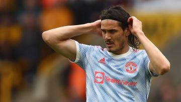 Manchester United veut envoyer Cavani au barça