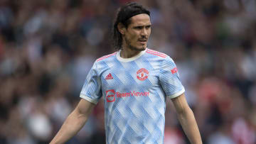 Cavani has not travelled with the squad
