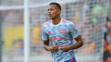 Mason Greenwood appears to have a bright future at Manchester United