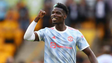 Paul Pogba has dished out huge praise for one of his Man Utd teammates