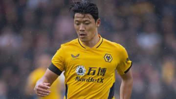Hee Chan Hwang, Wolverhampton Wanderers