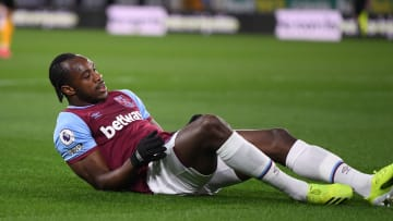 Michail Antonio could be out for the remainder of the season