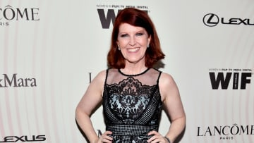 'The Office' actress Kate Flannery didn't originally audition for the role of Meredith.