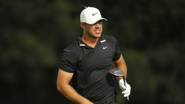 Brooks Koepka at the World Golf Championship-FedEx St Jude Invitational - Round Two