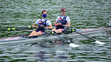 There is a tight race atop the odds to win the women's double sculls Gold Medal at the 2021 Tokyo Olympics.