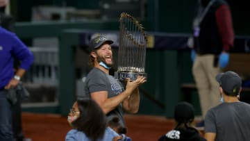 Kershaw cumplió su sueño de ser campeón en la MLB con los Dodgers