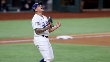 Julio Urías fue pieza clave de los Dodgers en 2020