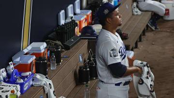 Brusdar Graterol's injury has hurt the Dodgers' bullpen depth.