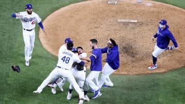 Dodgers derrotaron a Rays en la Serie Mundial de 2020