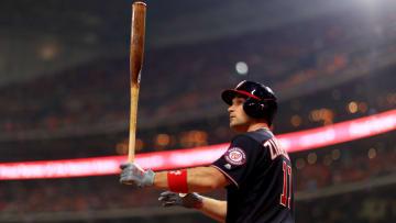Washington Nationals star Ryan Zimmerman has some choices to make before the MLB season.
