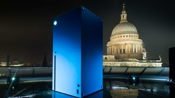 Xbox Launches The Xbox Series X In The UK With A Spectacular Holographic Installation