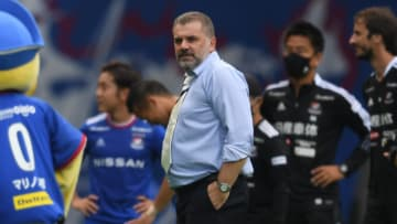 Postecoglou is on the brink of joining Celtic