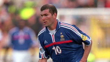Zinedine Zidane makes our all-time Euros XI