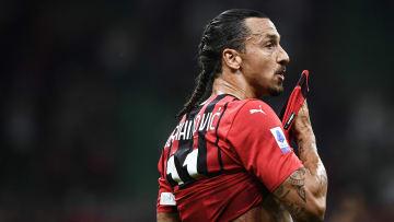 Zlatan Ibrahimovic devrait rater la rencontre entre le Milan A.C et Liverpool.