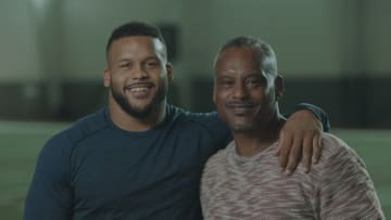 Aaron Donald on Mentorship and His Journey to the NFL