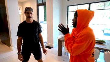 Aaron Ekblad's Miami Ice | Houseguest with Nate Robinson