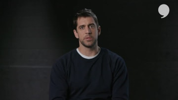 Aaron Rodgers On Giving Back to the Wounded Warrior Project