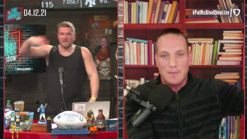AJ Hawk on Following Bryson at the Masters – The Pat McAfee Show