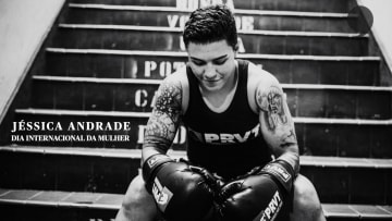 Always Better Than Myself | Jessica Andrade