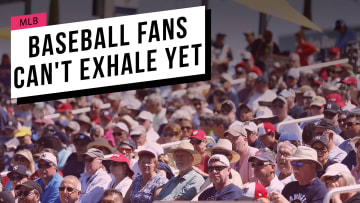 "Baseball Fans Can't Exhale Yet Even Though Season's ""Happening"""