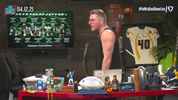 Breaking Down 25 Years of Jets Quarterbacks – The Pat McAfee Show