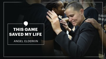Cancer Couldn't Stop App State Head Coach Angel Elderkin | The Players' Tribune