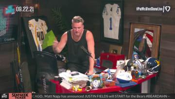 Carson Wentz Gets Wild – The Pat McAfee Show