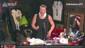 Carson Wentz is a Wildcard – The Pat McAfee Show