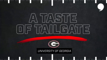 Champ Bailey Returns to the University of Georgia | A Taste of Tailgate