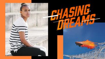 Chasing Dreams | Nikita Parris